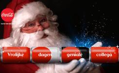 Kerst in het teken van Coca-Cola's 'Bedank jouw Kerstheld'