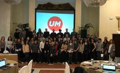 UM Regional Analytical Planning training in Madrid