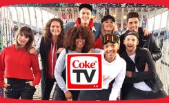 CokeTV 2.0 is on air!