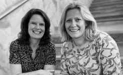 Carolien van 't Hek en Yvonne Prins over UM bij Nederlands MedianetwerkTV